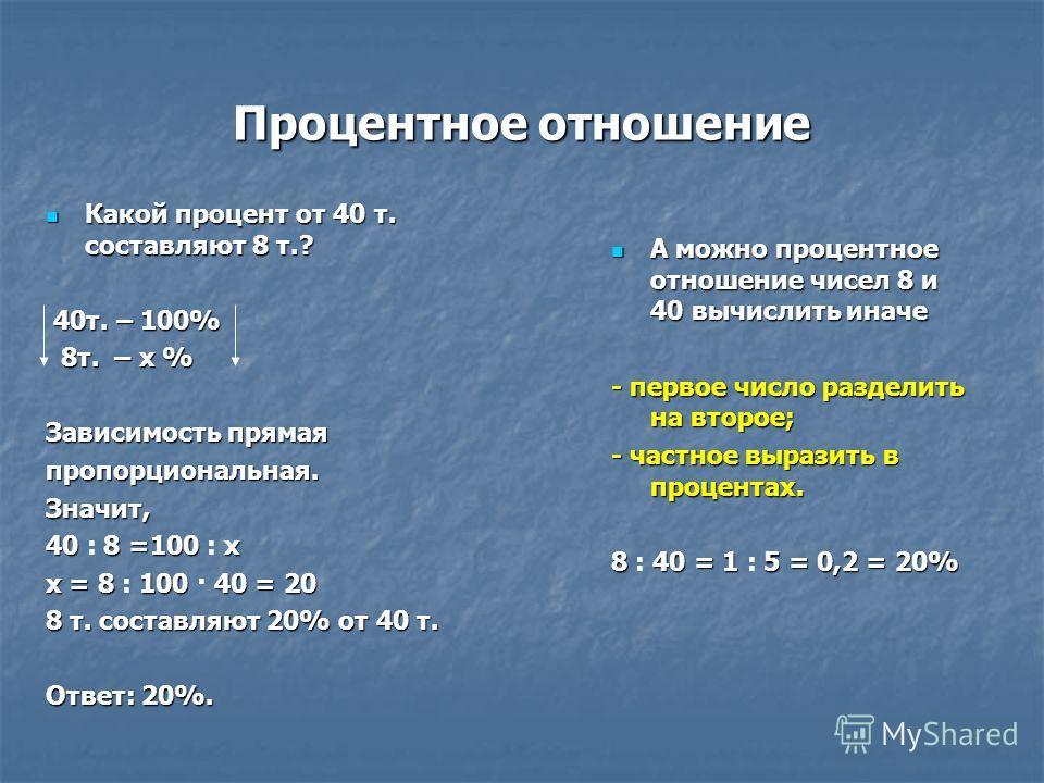 Нахождение числа по его проценту. Чтобы найти число по его процентам, можно: Чтобы найти число по его процентам, можно: 1)выразить проценты обыкновенной или десятичной дробью; 1)выразить проценты обыкновенной или десятичной дробью; 2)разделить данное