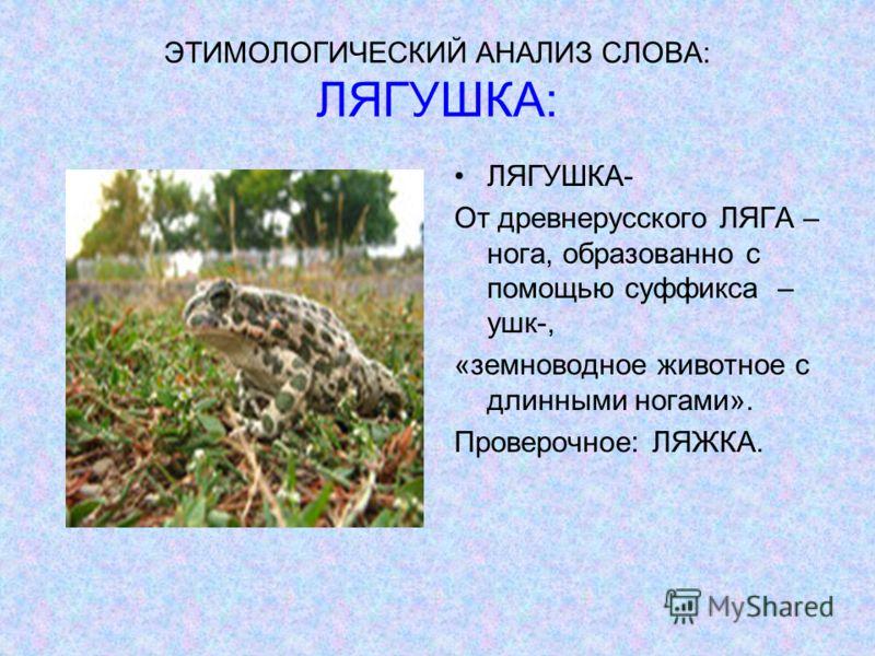 ЭТИМОЛОГИЧЕСКИЙ АНАЛИЗ СЛОВА ДЕРЕВНЯ: ДЕРЕВНЯ- от ДЕРЕВО, место, очищенное от леса, деревьев. Проверочное слово: ДЕРЕВО.
