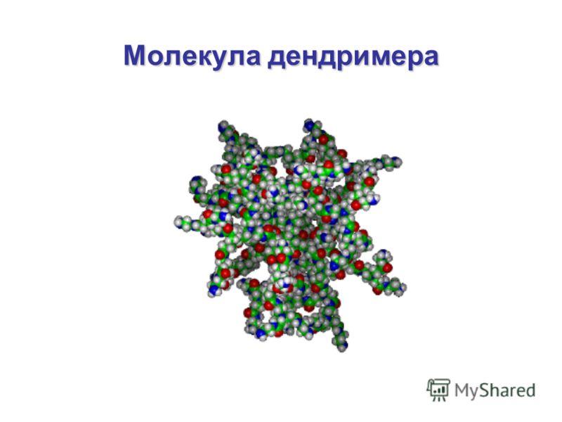 Молекула дендримера