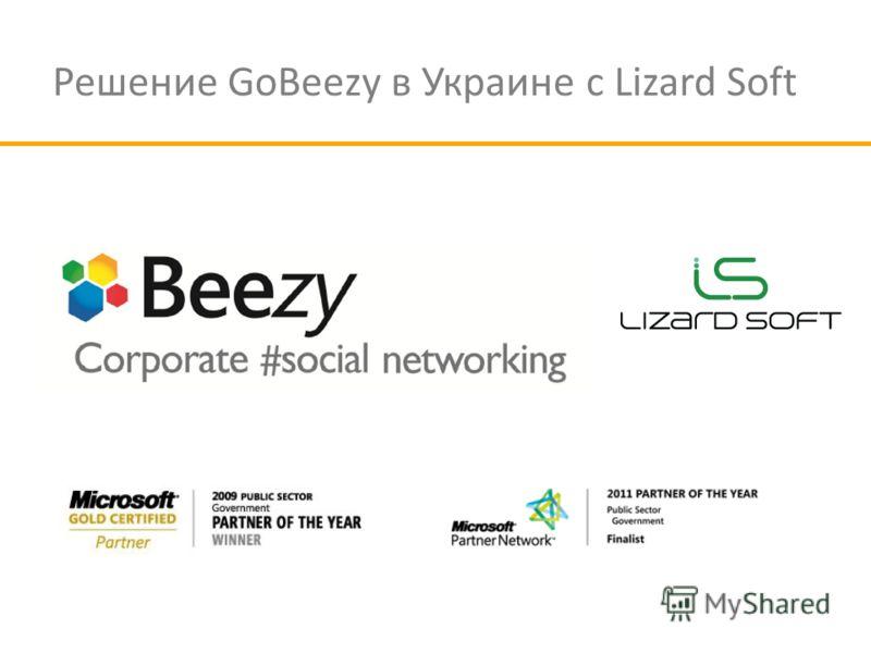 Решение GoBeezy в Украине с Lizard Soft