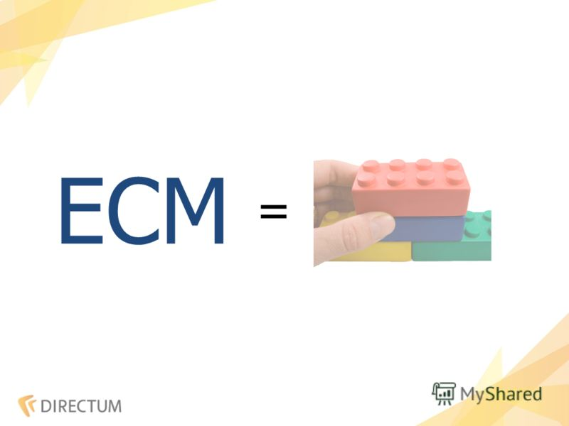 ECM =