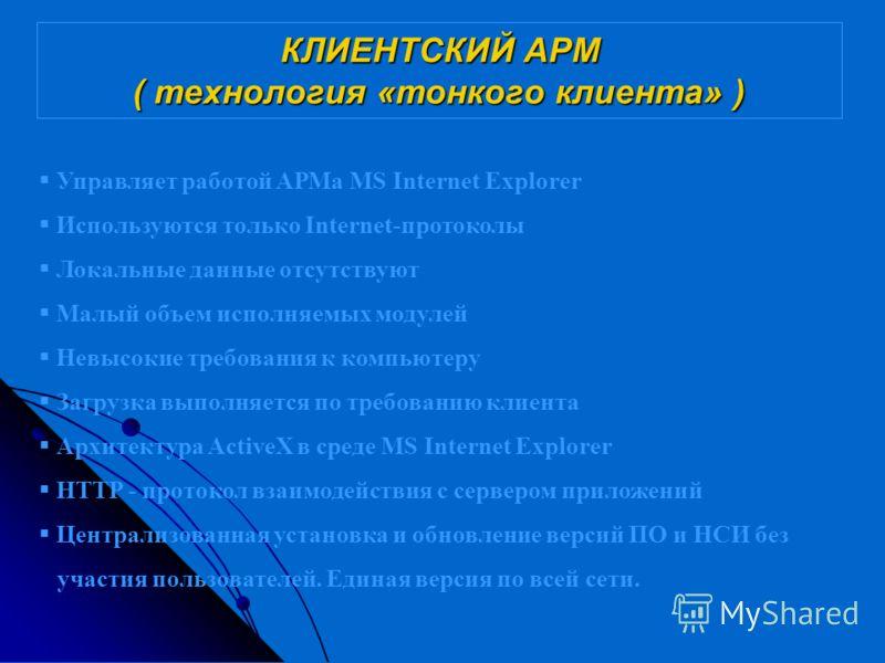 АРХИТЕКТУРА ПТК АС ЭТРАН Клиент Сервер приложений Сервер баз данных Три звена: Три уровня: СтанцияИВЦ дорогиГВЦ МПС