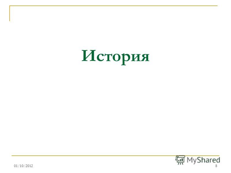 16/08/20128 История