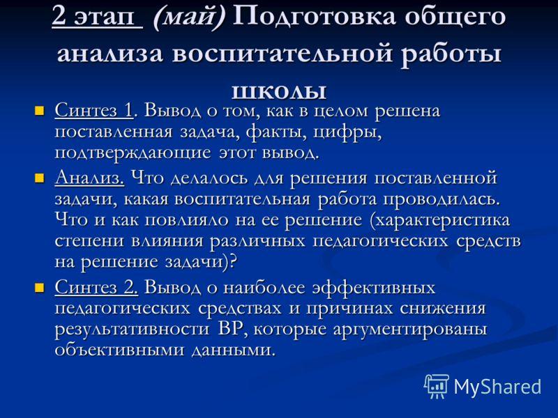 """Презентация на тему: """"АНАЛИЗ"""