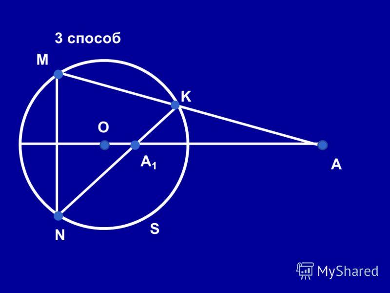S N M K O А1А1 A 3 способ