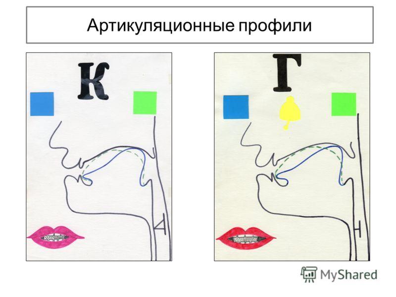 артикуляционные картинки: