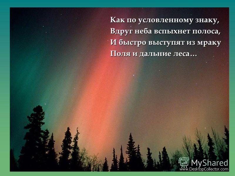 Не остывшая от зною, Небо, полное грозою, Ночь июльская блИстала … Всё в зАрницах трепетало. И над тусклою землею