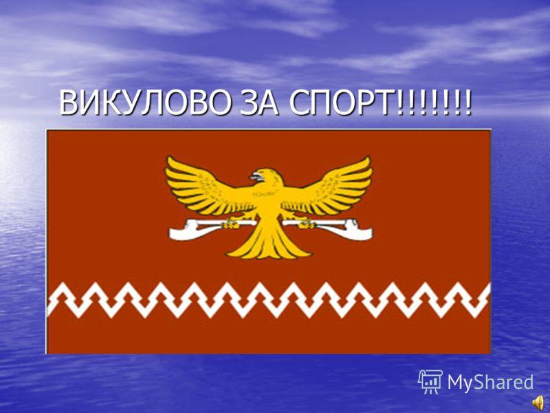 ВИКУЛОВО ЗА СПОРТ!!!!!!!