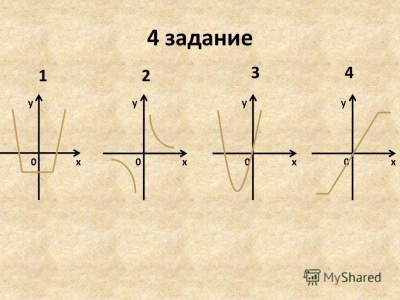4 задание у 0х у 0х у 0х у 0х 12 34