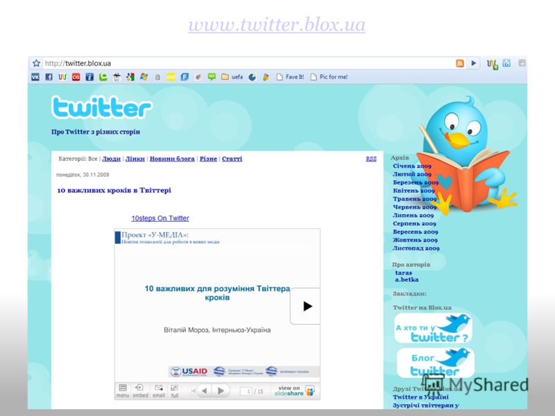 www.twitter.blox.ua