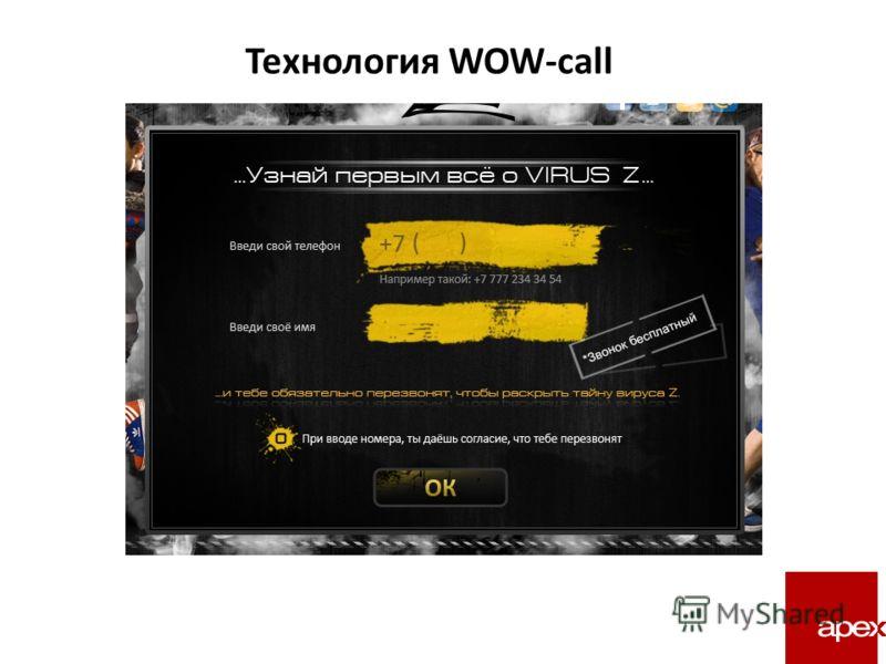 Технология WOW-call