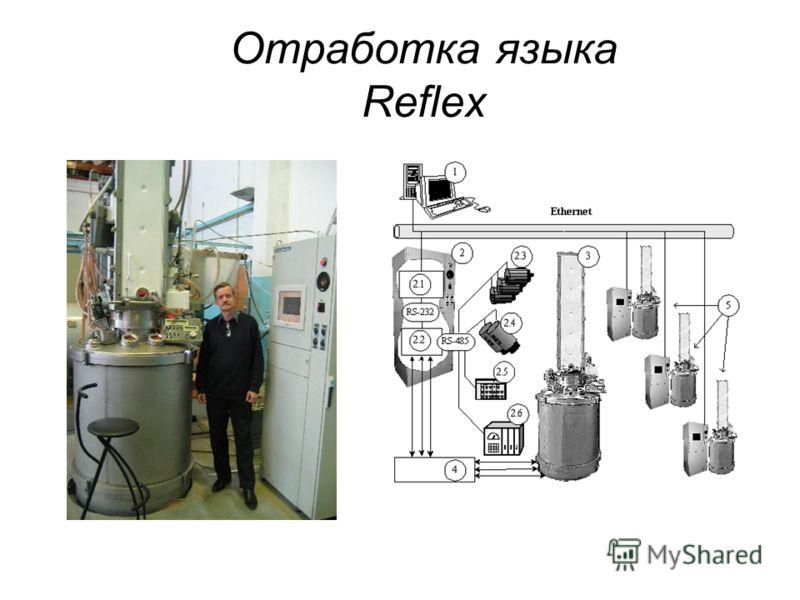 Отработка языка Reflex