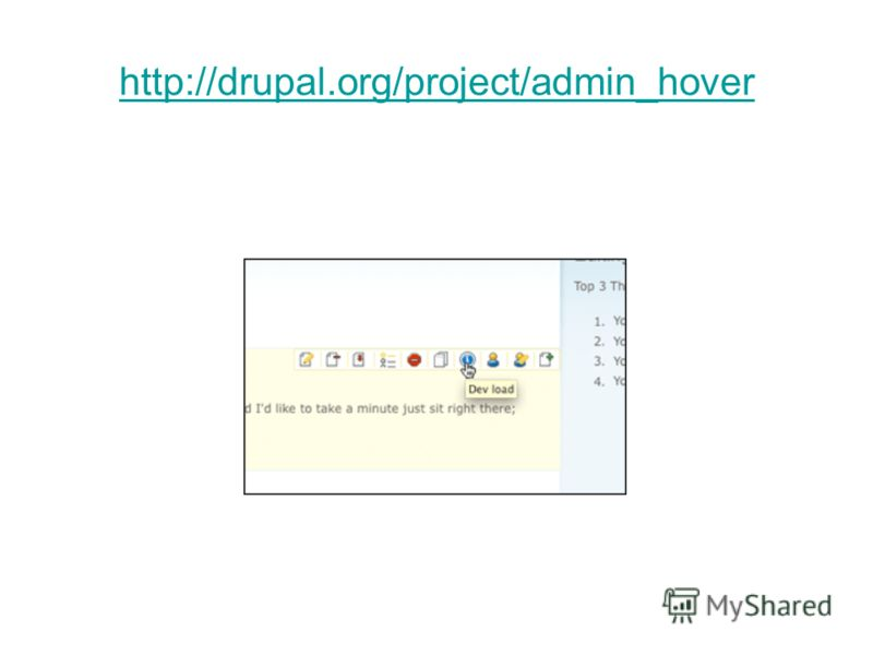 http://drupal.org/project/admin_hover