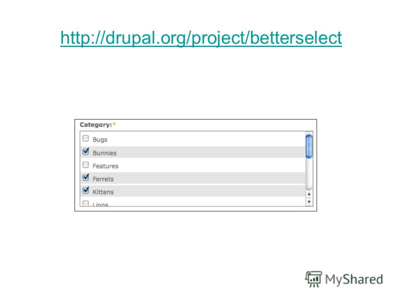 http://drupal.org/project/betterselect