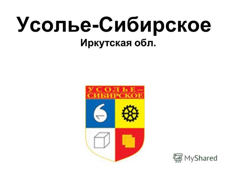 Усолье-Сибирское Иркутская обл.