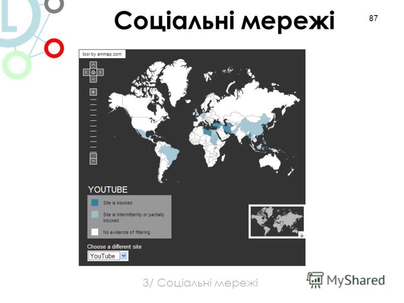 87 3/ Соціальні мережі Соціальні мережі L