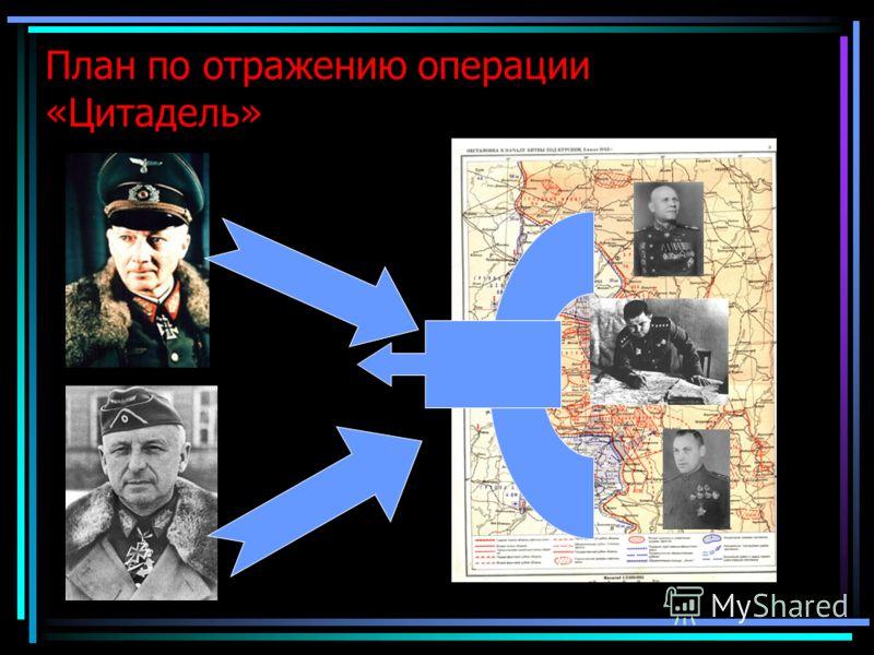 План по отражению операции «Цитадель»