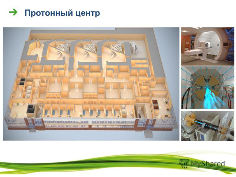 Протонный центр