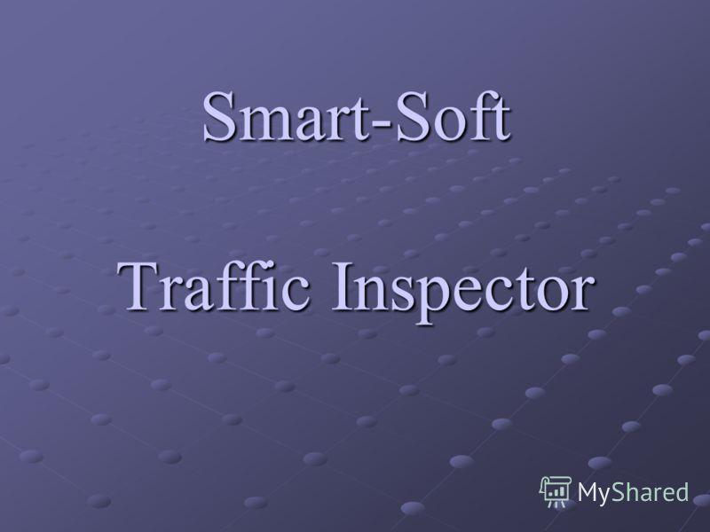 Smart-Soft Traffic Inspector