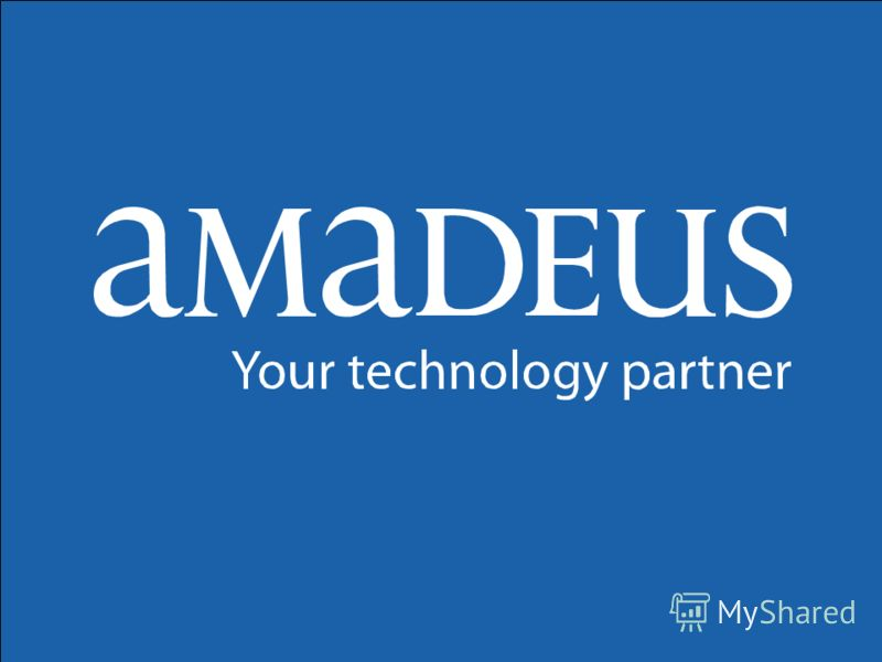 © 2007 Amadeus IT Group SA 21