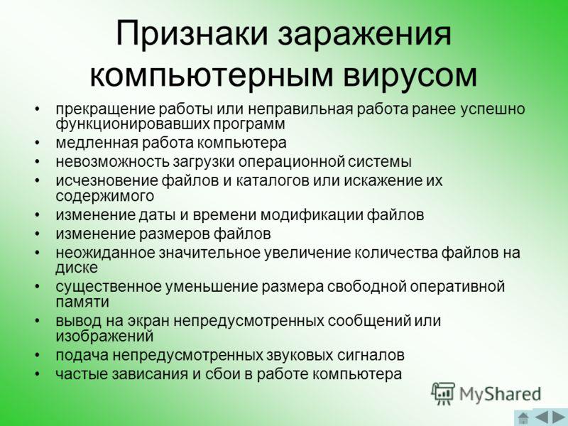 Антивирусные программы Сообщение о вирусе Сообщение об обнаружении вируса. Kaspersky Anti-Virus Monitor (версия 4)