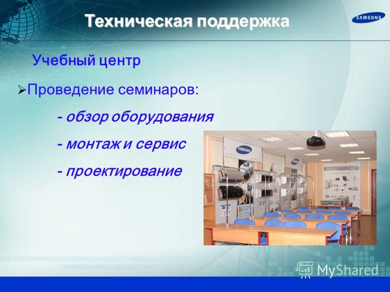 Обновленный сайт WWW.SAMSUNG.RU Информационная поддержка http://www.samsung.ru/business/climate/ Климатическая техника