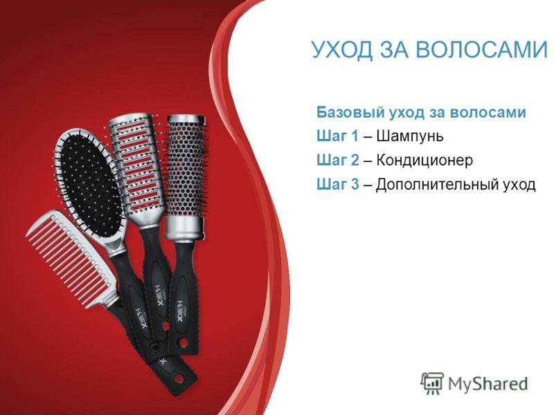 © Oriflame Cosmetics S.A. 2009 УХОД ЗА ВОЛОСАМИ Базовый уход за волосами Шаг 1 – Шампунь Шаг 2 – Кондиционер Шаг 3 – Дополнительный уход
