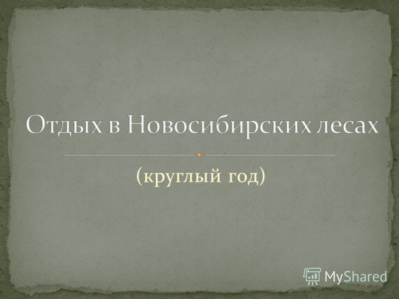 (круглый год)