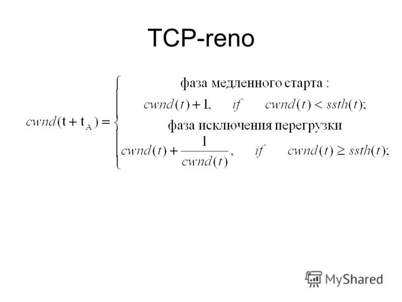 TCP-reno