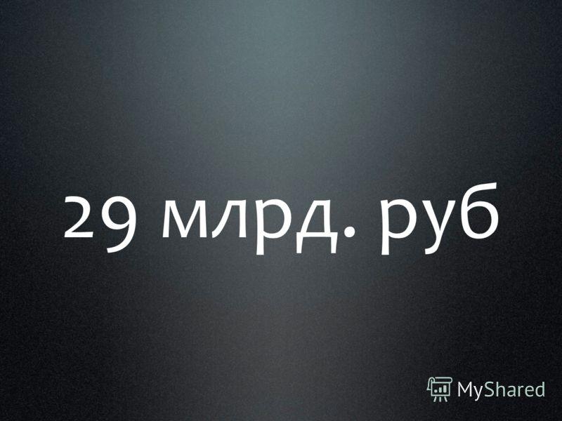 29 млрд. руб