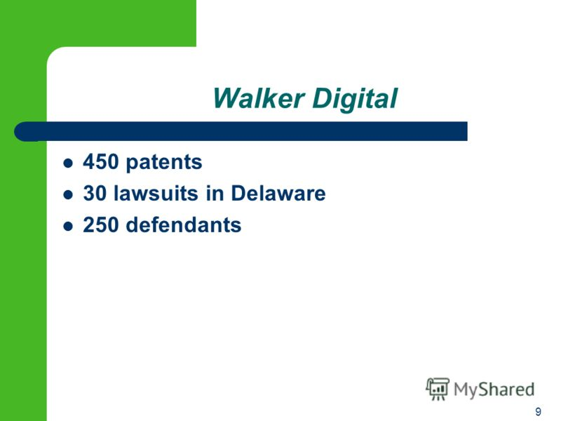 8 Walker Digital – Jay Walker