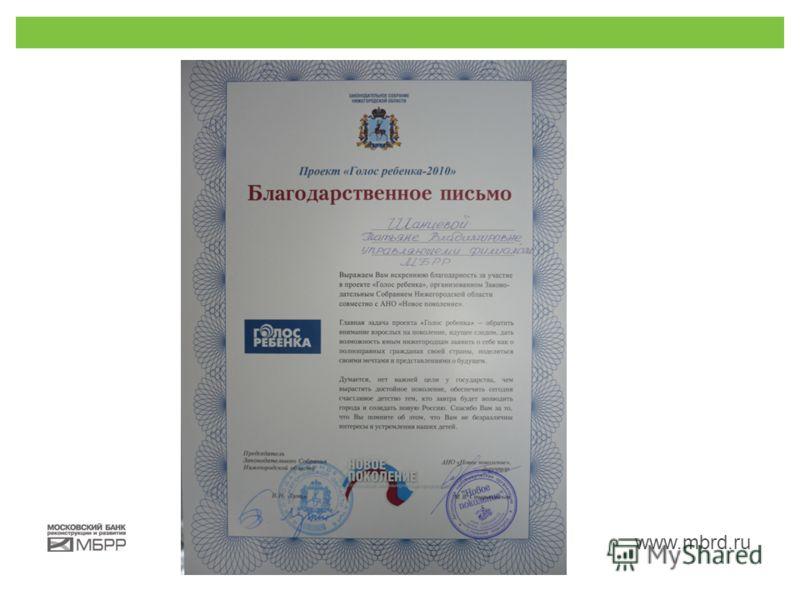 www.mbrd.ru