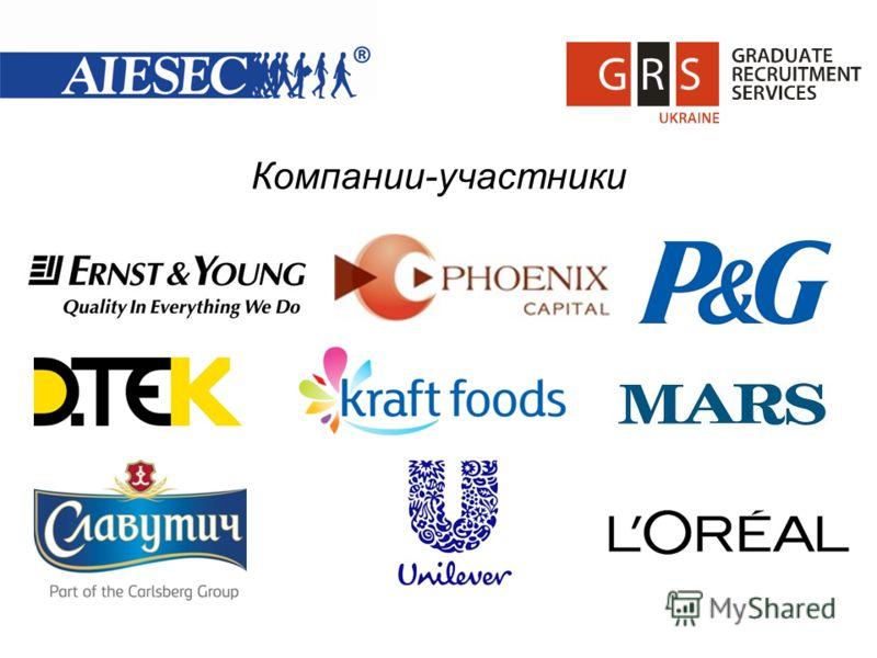 Компании-участники