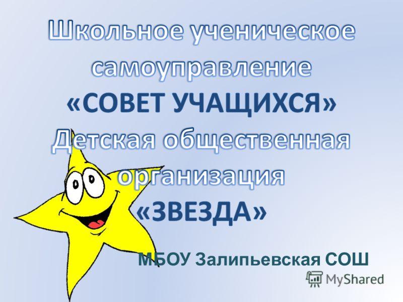 МБОУ Залипьевская СОШ