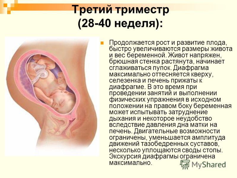 """Презентация на тему: """"Психофизическая подготовка женщин при нормально протекающей беременности Выполнила: студентка 4 курса, I м"""
