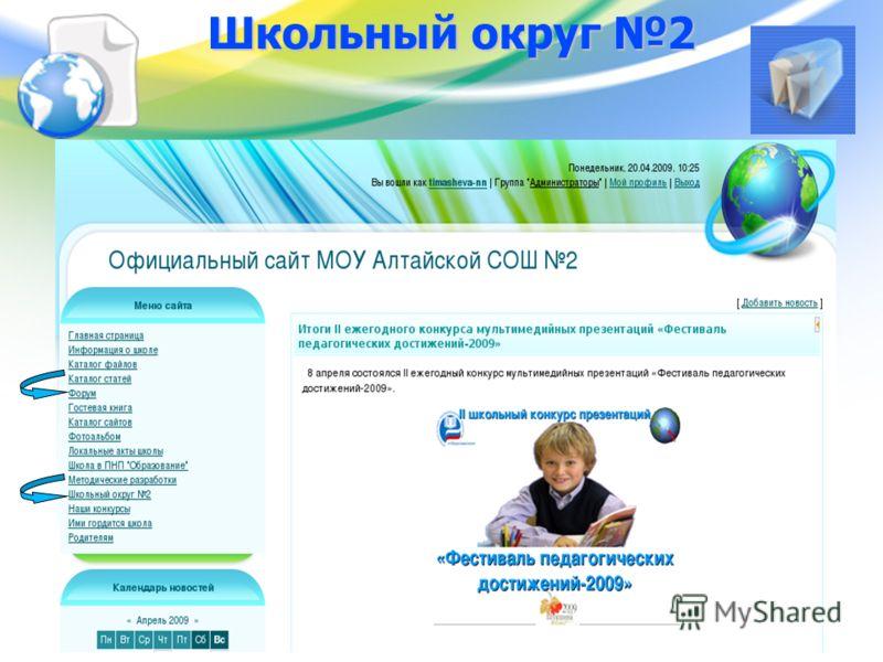 www.edu.yar.ru © Центр телекоммуникации и информационных систем в образовании Школьный округ 2