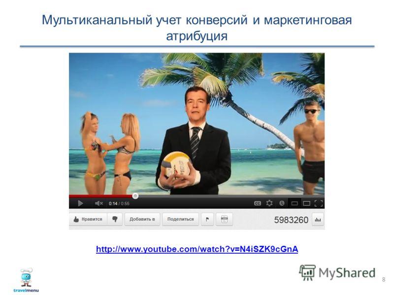 Мультиканальный учет конверсий и маркетинговая атрибуция 8 http://www.youtube.com/watch?v=N4iSZK9cGnA