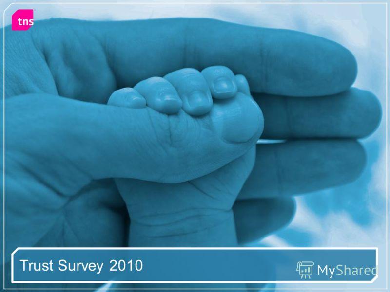 Trust Survey 2010