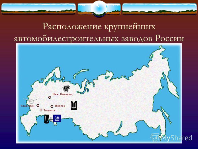 Введение Состояние российского автопарка