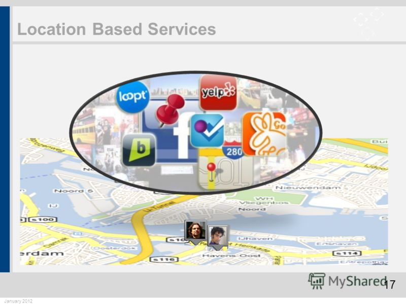 17 January 2012 Location Based Services