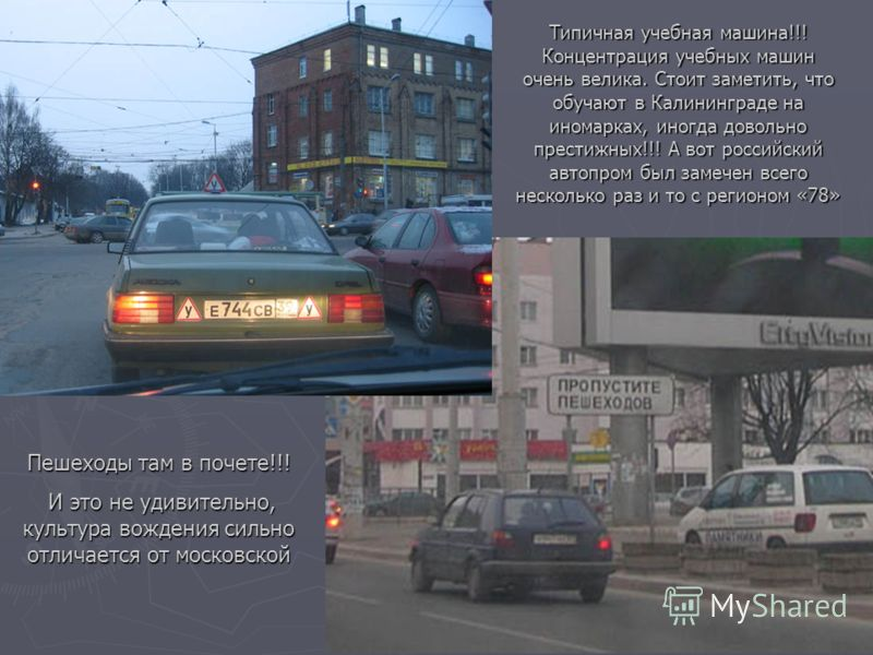 Янтарный край. Там находится 95 процентов мирового запаса янтаря
