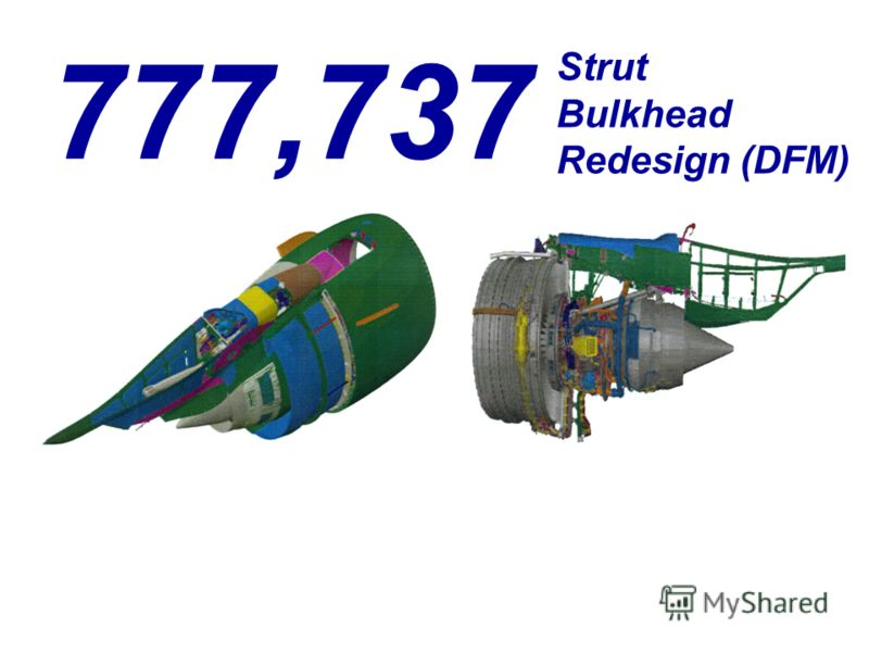 777,737 Strut Bulkhead Redesign (DFM)