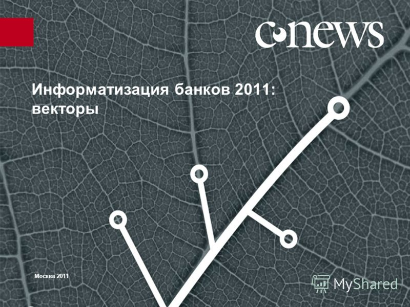 Информатизация банков 2011: векторы Москва 2011