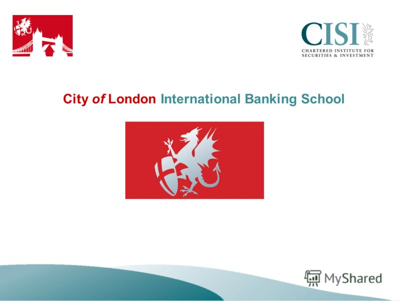 City of London International Banking School
