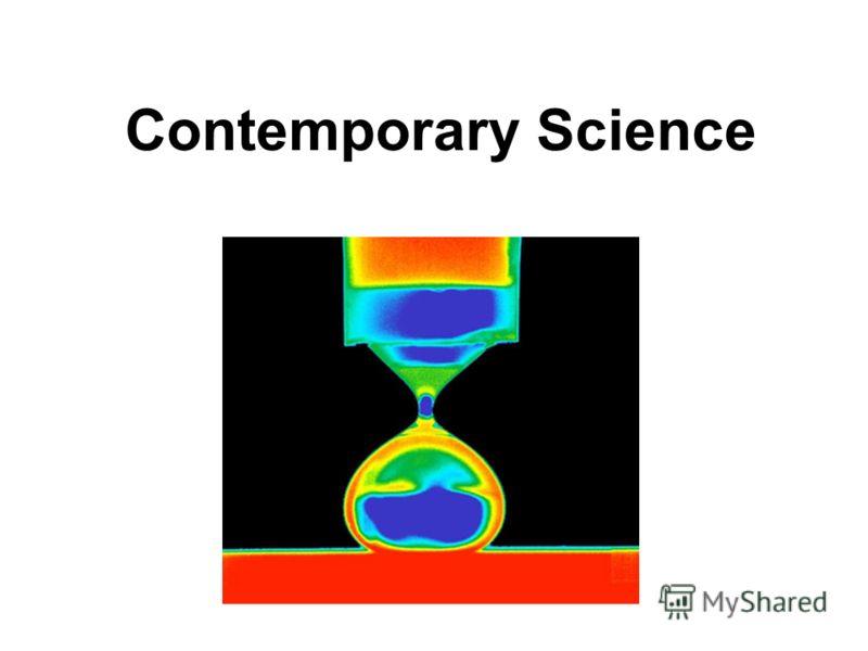 Contemporary Science