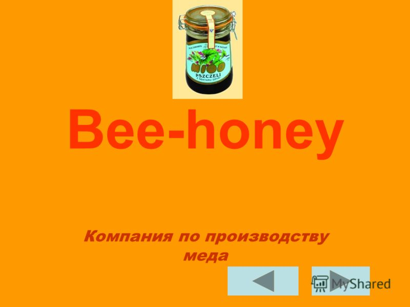 Bee-honey Компания по производству меда