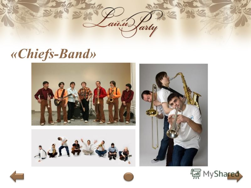 «Chiefs-Band»