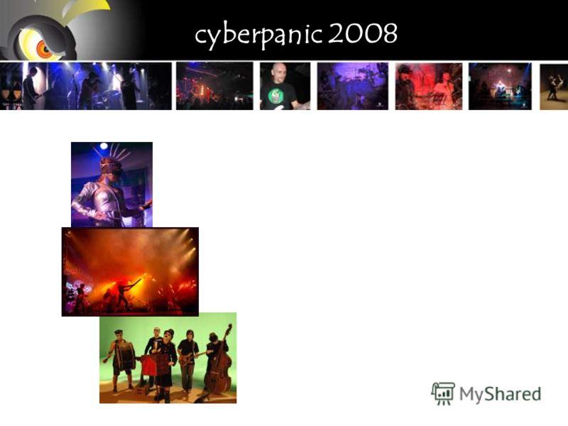 О конкурсе Фестиваль тяжелой электронной музыки «Киберпаника» планируется как одно из самых необычных событий московской осени 2008г. Ураганные российские коллективы, снискавшие популярность в жанрах Industrial, EBM, cyberpunk и пр., обладающие индив