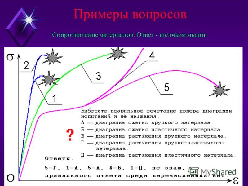 Примеры вопросов Теоретическая механика. Ответ - путем ввода с клавиатуры как числового значения результата, так и хода решения (формулы, на основании которой получен данный результат).