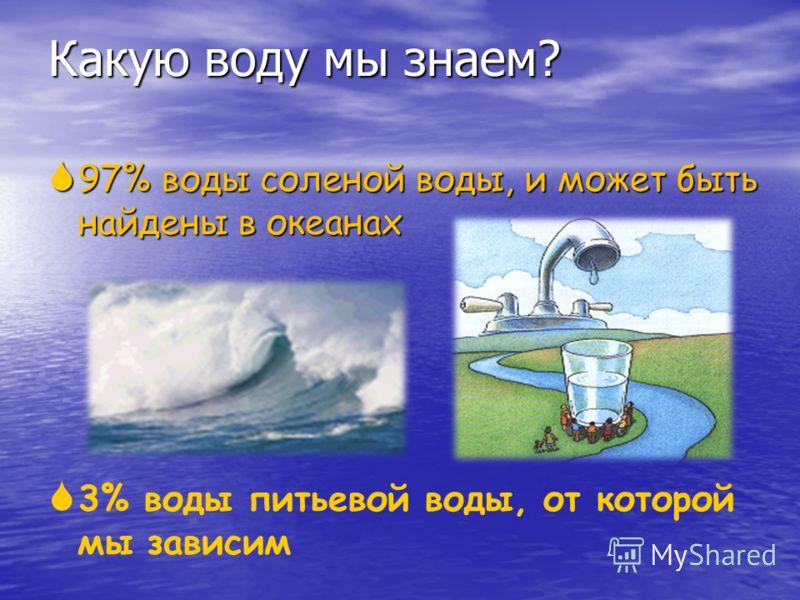 Сколько воды на Земле? Примерно три четверти Земли воды Примерно три четверти Земли воды Približne ¾ Zeme tvorí voda Približne ¾ Zeme tvorí voda